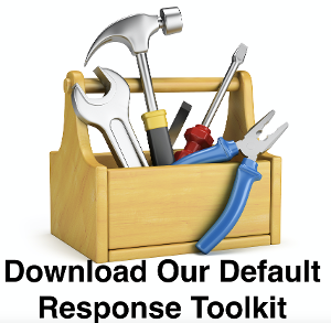 Download our Free Default Response Toolkit!